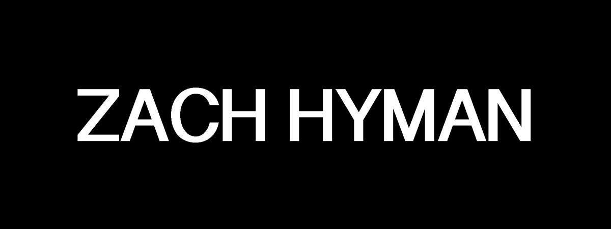 Zach Hyman: Personal Work