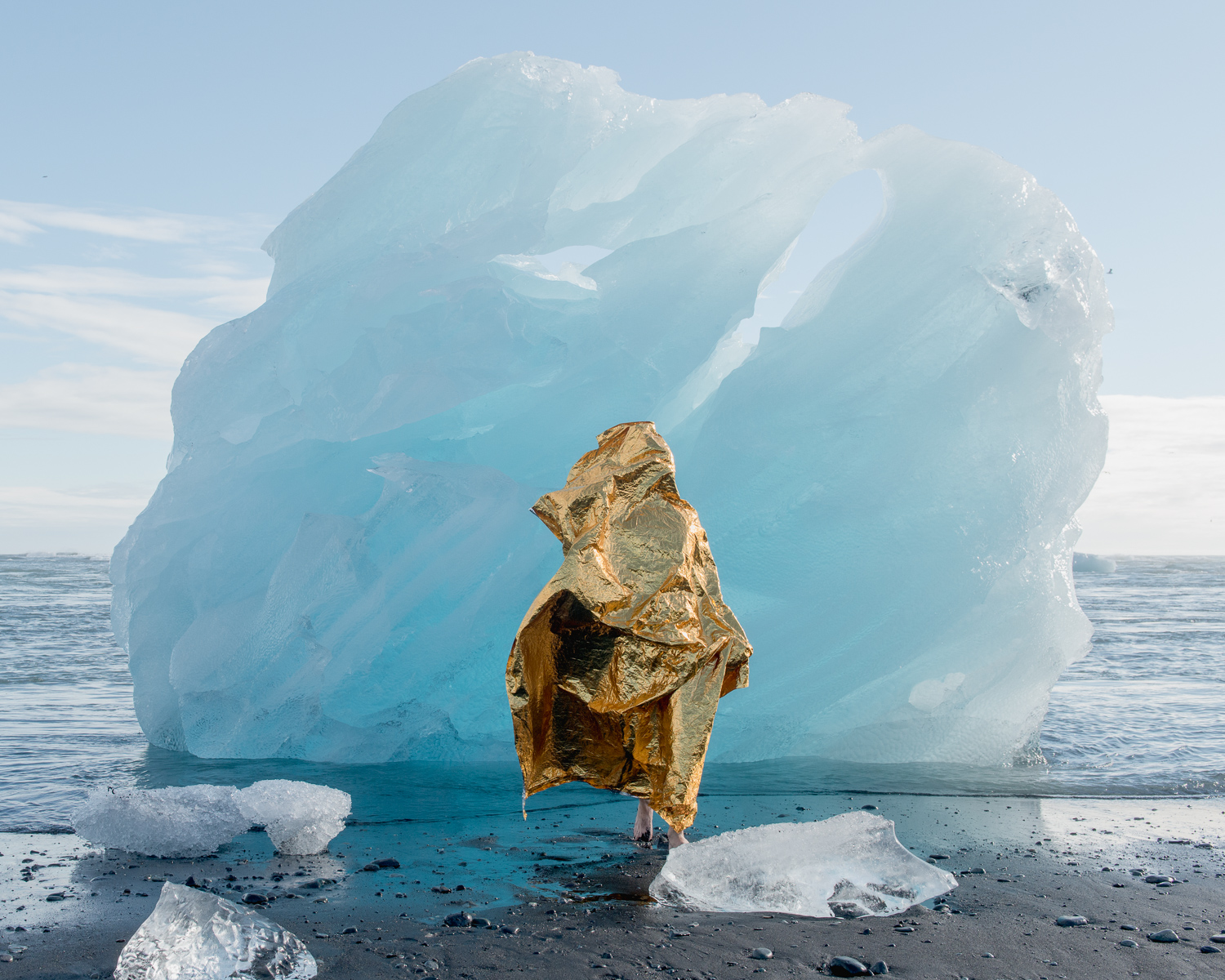 Abstract photography in Iceland Reflect by Zach Hyman Photography