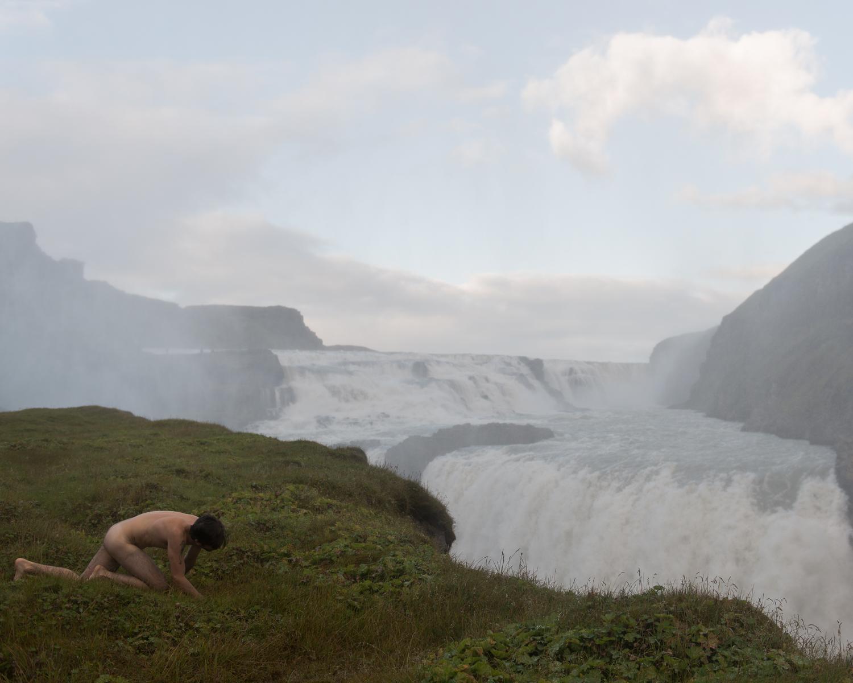 Iceland waterfall Reflect Zach Hyman Photography