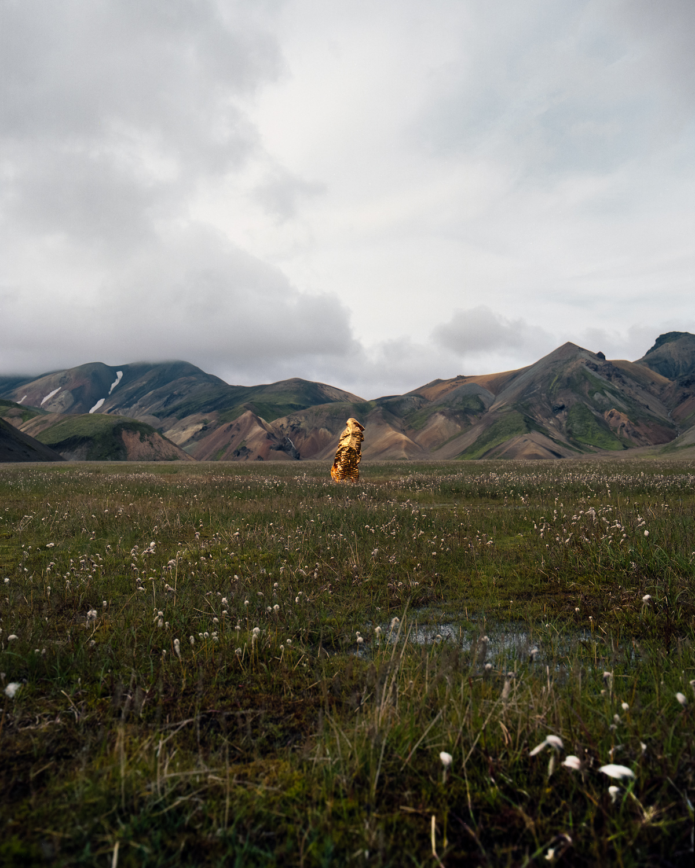 landmannalaugar reflect by Zach Hyman Photography